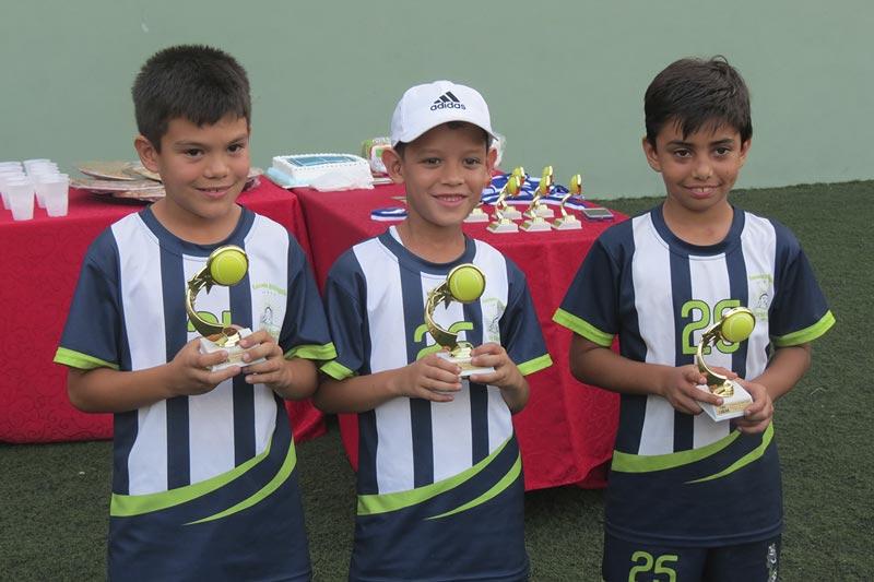Futbol Escuela Santa Maria del Valle ESMV